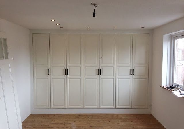 DIY Fitted Wardrobes – Save Space & Add Style