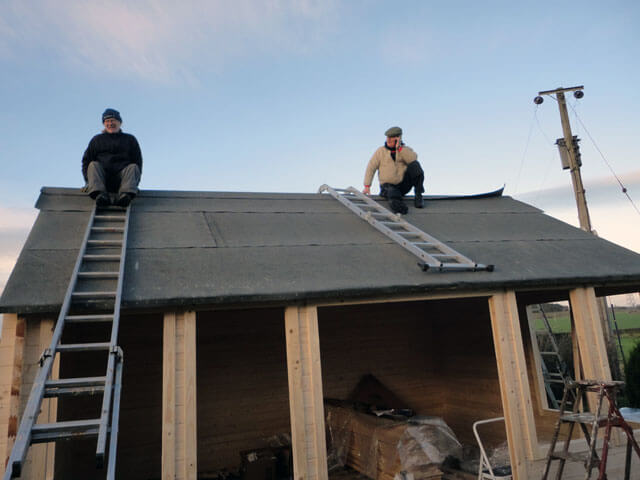 Metal Roofing – Re-Roofing