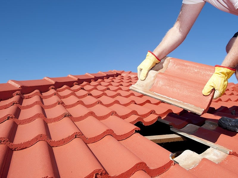 A New Roof Cost