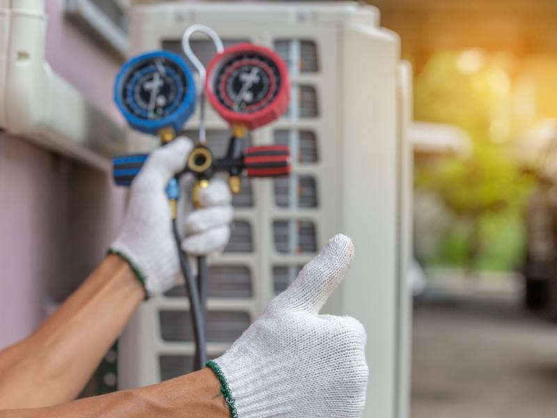 Right Air Conditioning Contractor