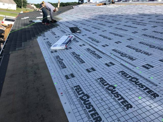 Re-Roofing Your Home